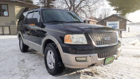 2006 Ford Expedition for sale at Shores Auto in Lakeland Shores MN