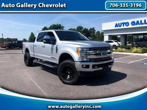 2017 Ford F-250 Super Duty for sale at Auto Gallery Chevrolet in Commerce GA