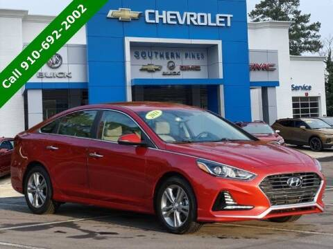 2018 Hyundai Sonata for sale at PHIL SMITH AUTOMOTIVE GROUP - SOUTHERN PINES GM in Southern Pines NC