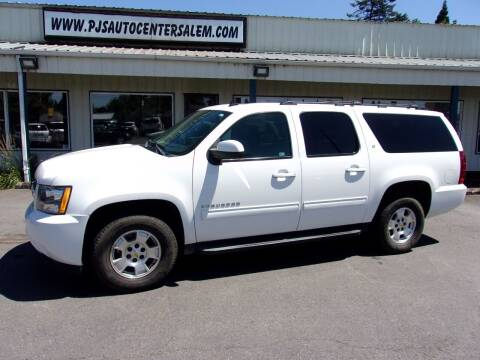 2012 Chevrolet Suburban for sale at PJ's Auto Center in Salem OR