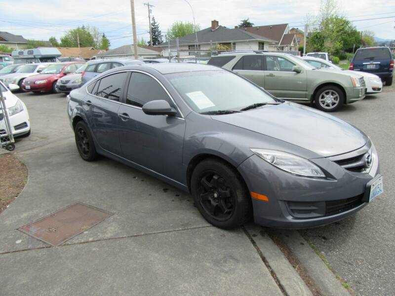 2009 Mazda MAZDA6 for sale at Car Link Auto Sales LLC in Marysville WA