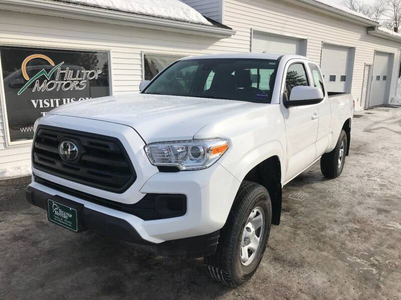 2018 Toyota Tacoma for sale at HILLTOP MOTORS INC in Caribou ME