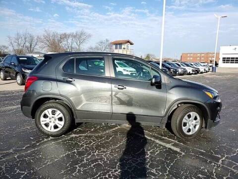 2019 Chevrolet Trax for sale at Hawk Chevrolet of Bridgeview in Bridgeview IL