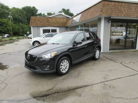 2013 Mazda CX-5 for sale at Millbrook Auto Sales in Duxbury MA