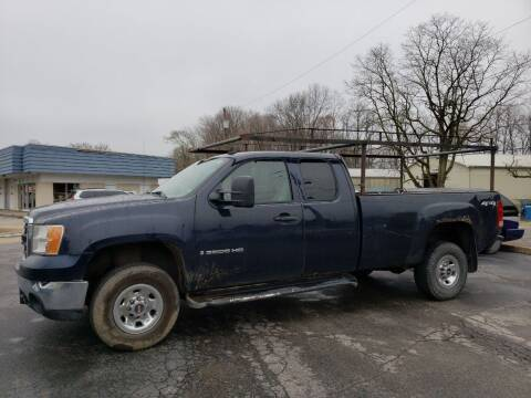 2008 GMC Sierra 3500HD for sale at COLONIAL AUTO SALES in North Lima OH