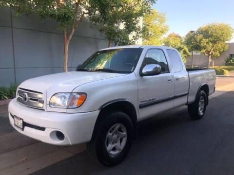 2003 Toyota Tundra for sale at Pennington's Auto Sales Inc. in Orange CA