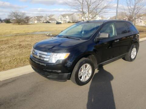 2008 Ford Edge for sale at CALDERONE CAR & TRUCK in Whiteland IN