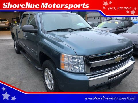 2010 Chevrolet Silverado 1500 for sale at Shoreline Motorsports in Waterbury CT