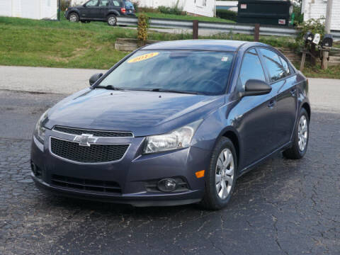 2013 Chevrolet Cruze for sale at Tom Roush Budget Westfield in Westfield IN