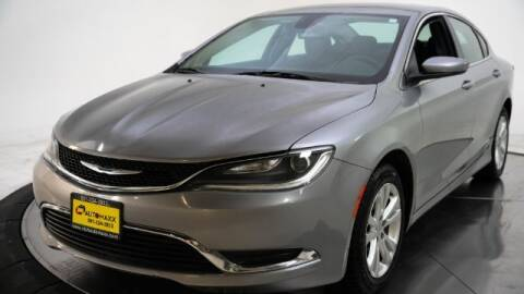 2015 Chrysler 200 for sale at AUTOMAXX MAIN in Orem UT