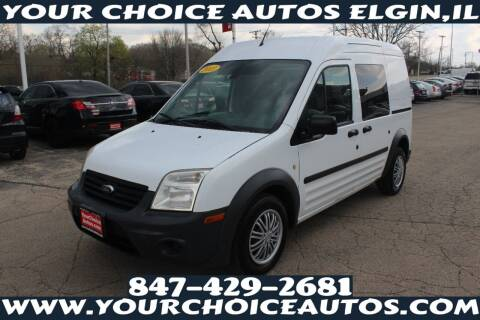 2013 Ford Transit Connect for sale at Your Choice Autos - Elgin in Elgin IL