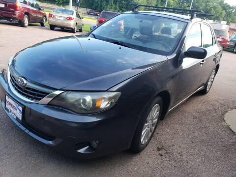 2008 Subaru Impreza for sale at Gordon Auto Sales LLC in Sioux City IA