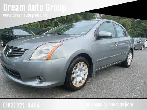 2010 Nissan Sentra for sale at Dream Auto Group in Dumfries VA
