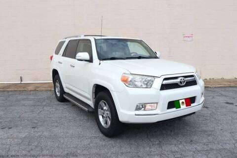 2012 Toyota 4Runner for sale at El Patron Trucks in Norcross GA