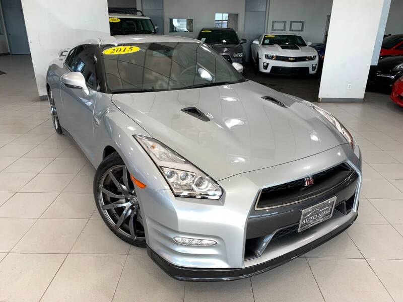 2015 Nissan GT-R for sale at Auto Mall of Springfield north in Springfield IL