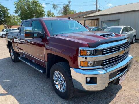 2017 Chevrolet Silverado 3500HD for sale at Truck City Inc in Des Moines IA