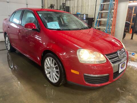 2008 Volkswagen Jetta for sale at BERG AUTO MALL & TRUCKING INC in Beresford SD