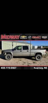 2002 Chevrolet Silverado 2500HD for sale at Midway Auto Outlet in Kearney NE
