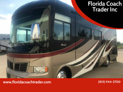 2013 Monaco Monarch for sale at Florida Coach Trader Inc in Tampa FL
