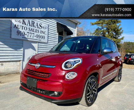 2016 FIAT 500L for sale at Karas Auto Sales Inc. in Sanford NC