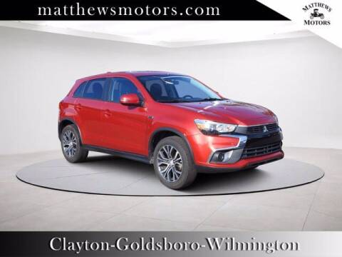 2017 Mitsubishi Outlander Sport for sale at Auto Finance of Raleigh in Raleigh NC