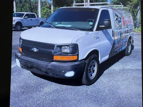2003 Chevrolet Express Cargo for sale at Global Pre-Owned in Fayetteville GA