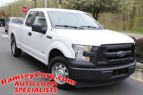 2017 Ford F-150 for sale at Ramsey Corp. in West Milford NJ