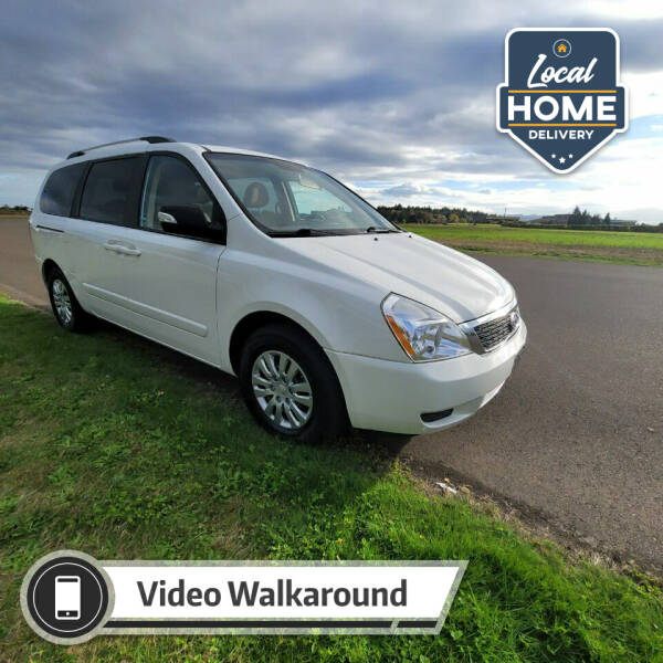 2012 Kia Sedona for sale at McMinnville Auto Sales LLC in Mcminnville OR