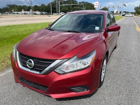 2016 Nissan Altima for sale at Double K Auto Sales in Baton Rouge LA