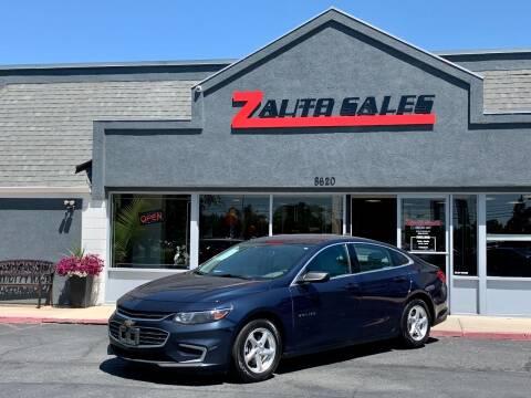 2017 Chevrolet Malibu for sale at Z Auto Sales in Boise ID