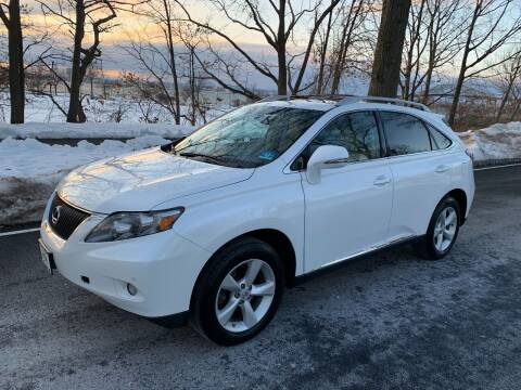 2011 Lexus RX 350 for sale at Crazy Cars Auto Sale in Jersey City NJ