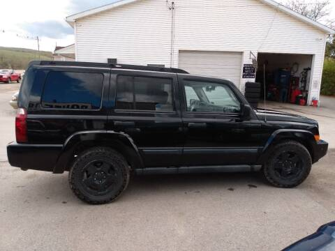 2006 Jeep Commander for sale at ROUTE 119 AUTO SALES & SVC in Homer City PA