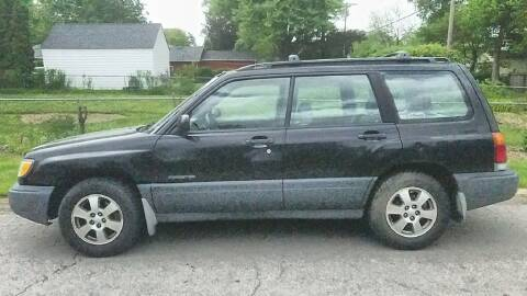 2000 Subaru Forester for sale at REM Motors in Columbus OH