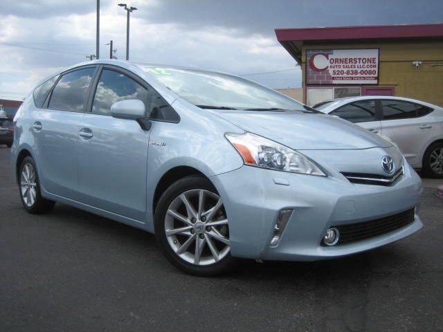 2012 Toyota Prius v for sale in Tucson, AZ
