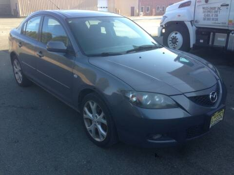 2008 Mazda MAZDA3 for sale at International Motor Group LLC in Hasbrouck Heights NJ
