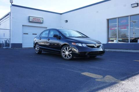 2009 Honda Civic for sale at HIGHLINE AUTO LLC in Kenosha WI