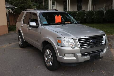 2008 Ford Explorer for sale at FENTON AUTO SALES in Westfield MA