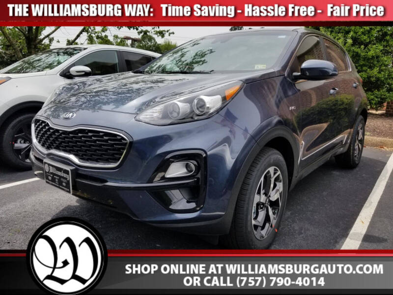 2022 Kia Sportage for sale in Williamsburg, VA
