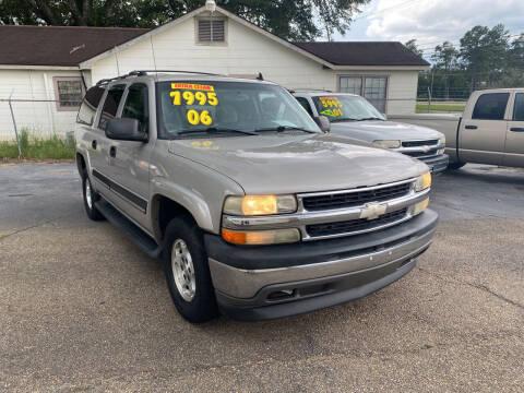 2006 Chevrolet Suburban for sale at Port City Auto Sales in Baton Rouge LA