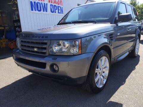 2009 Land Rover Range Rover Sport for sale at M AND S CAR SALES LLC in Independence OR