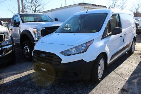 2021 Ford Transit Connect Cargo for sale at BROADWAY FORD TRUCK SALES in Saint Louis MO
