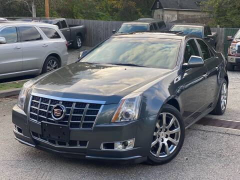 2012 Cadillac CTS for sale at AMA Auto Sales LLC in Ringwood NJ