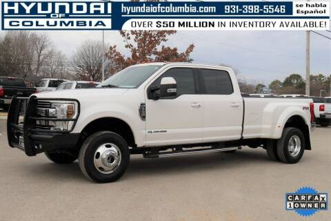 2019 Ford F-350 Super Duty for sale at Hyundai of Columbia Con Alvaro in Columbia TN