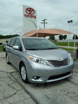 2013 Toyota Sienna for sale at Quality Toyota in Independence KS
