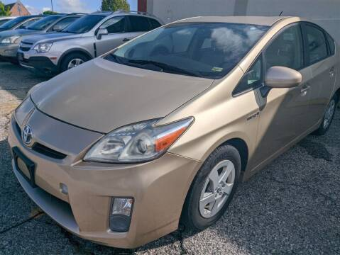 2011 Toyota Prius for sale at AA Auto Sales LLC in Columbia MO