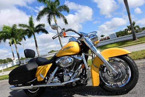 2005 Harley-Davidson FLHRSI for sale at MOTORCARS in West Palm Beach FL