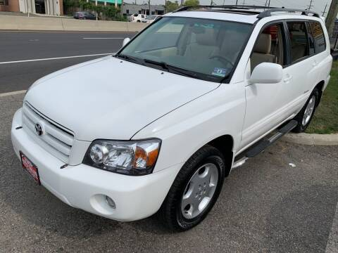 2006 Toyota Highlander for sale at STATE AUTO SALES in Lodi NJ