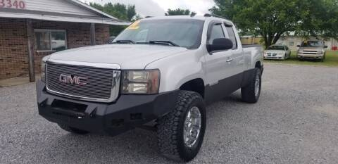2010 GMC Sierra 1500 for sale at Jacks Auto Sales in Mountain Home AR