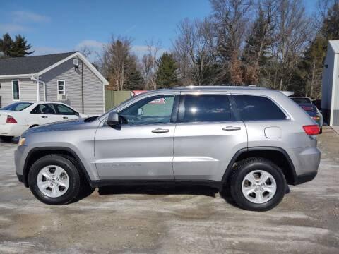 2014 Jeep Grand Cherokee for sale at Hilltop Auto in Prescott MI