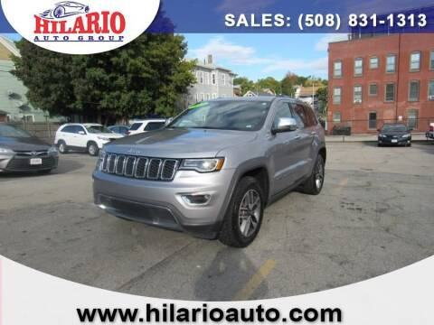 2019 Jeep Grand Cherokee for sale at Hilario's Auto Sales in Worcester MA